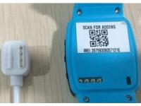 Ladekabel zu GPST002 - GPS Armbanduhr