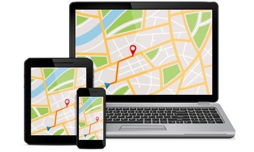 GPS Ortungsplattform