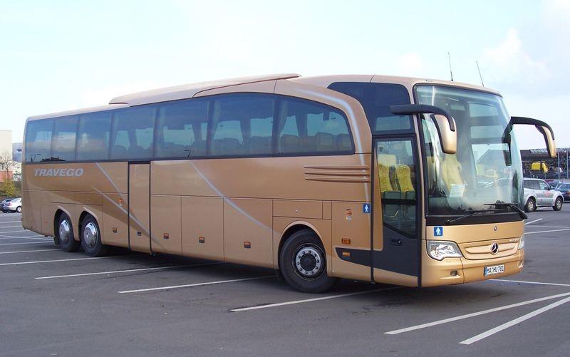 Reisebus Reisecar GPS Ortung