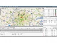 Ortungsplattform «GPS Online Professional»